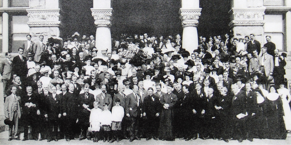 1st National Conference - 1910