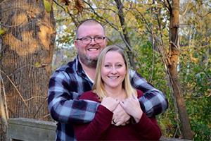Jason and Amanda