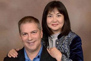 Michael and Nara