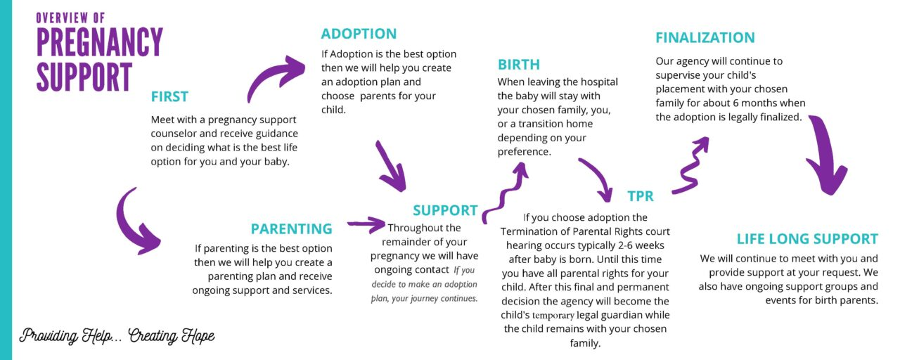 Pregnancy Support Process