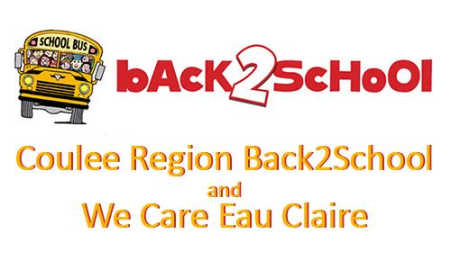 Back 2 School program Button